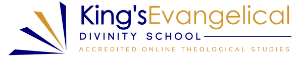 King's Evangelical Divinity School e-Campus